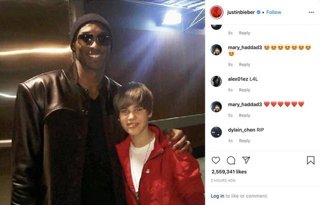Huyền thoại bóng rổ Kobe Bryant qua đời, loạt streamer và cộng đồng mạng bày tỏ sự tiếc thương vô hạn - Ảnh 9.