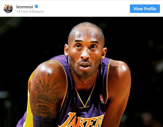 Huyền thoại bóng rổ Kobe Bryant qua đời, loạt streamer và cộng đồng mạng bày tỏ sự tiếc thương vô hạn - Ảnh 5.