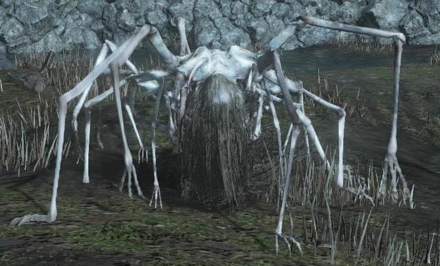 Top 8 con quái vật dị hợm khác người nhất trong thế giới game - Ảnh 5.