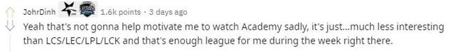 Riot tấu hài đầu năm: Cấm tuyển thủ LCS stream để tăng view cho... giải Academy, kết quả ăn toàn gạch đá - Ảnh 3.