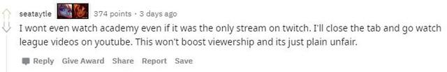 Riot tấu hài đầu năm: Cấm tuyển thủ LCS stream để tăng view cho... giải Academy, kết quả ăn toàn gạch đá - Ảnh 8.