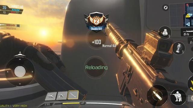 Top những khẩu súng trường mạnh nhất trong Call of Duty Mobile: Ai sẽ là kẻ vô địch? (Phần I) - Ảnh 5.