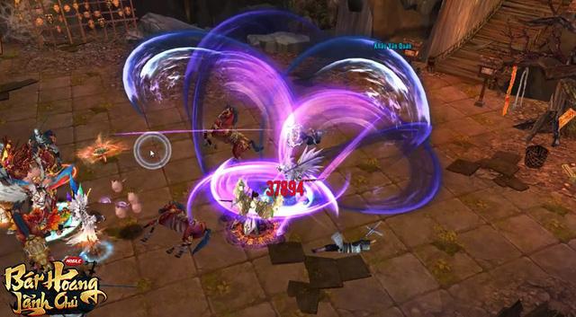"""Đồ họa đẹp chuẩn Hàn Quốc, gameplay """"độ kiếp"""" siêu độc mà cấu hình lại cực nhẹ: Bát Hoang Lãnh Chủ - Game đỉnh đầu năm - Ảnh 6."""
