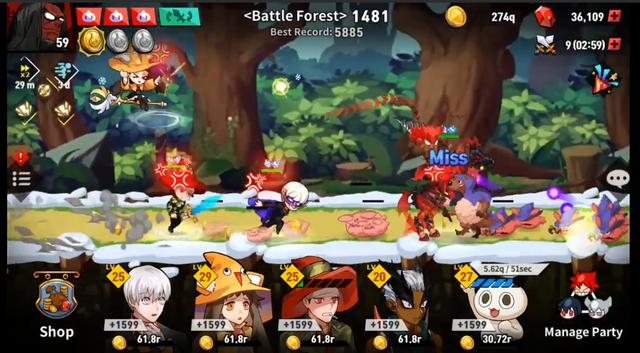Tổng hợp loạt game mobile đa thể loại mới ra mắt rất đáng để thử (P1) - Ảnh 3.