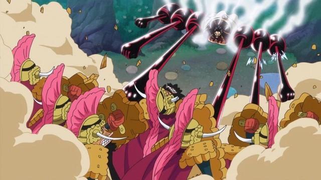 One Piece: 7 trận chiến dài nhất 100 năm qua, số 6 khiến cả 1 hòn đảo không thể tồn tại sự sống - Ảnh 1.