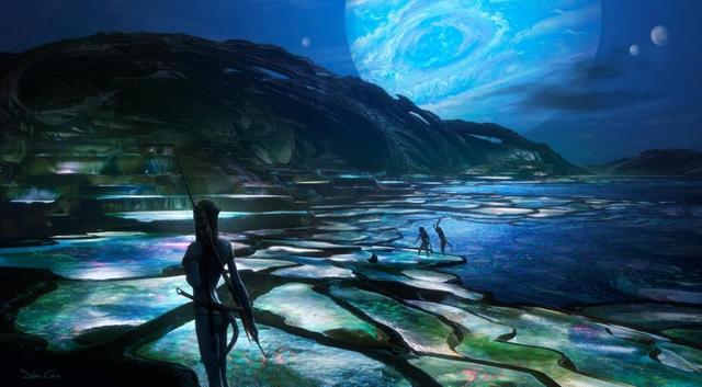Nín thở trước những hình ảnh tuyệt mĩ của Avatar 2, siêu phẩm thời đại đã quay trở lại và lợi hại gấp đôi - Ảnh 2.