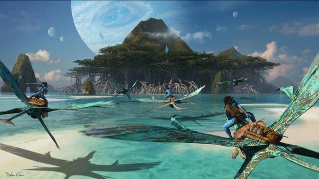 Nín thở trước những hình ảnh tuyệt mĩ của Avatar 2, siêu phẩm thời đại đã quay trở lại và lợi hại gấp đôi - Ảnh 3.