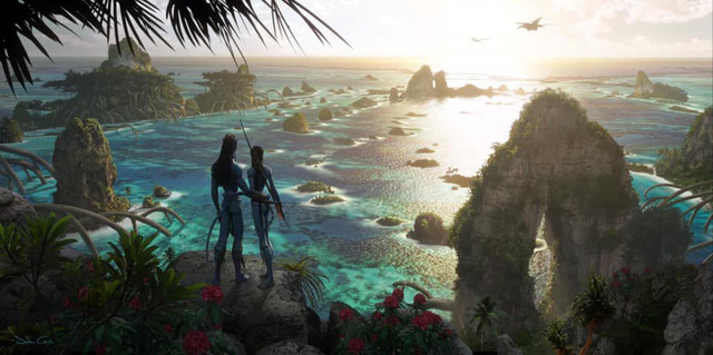 Nín thở trước những hình ảnh tuyệt mĩ của Avatar 2, siêu phẩm thời đại đã quay trở lại và lợi hại gấp đôi - Ảnh 5.