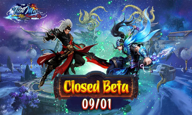 Tặng 500 Giftcode Tiên Ma Truyền Kỳ mừng chính thức Closed Beta 09/01 - Ảnh 1.