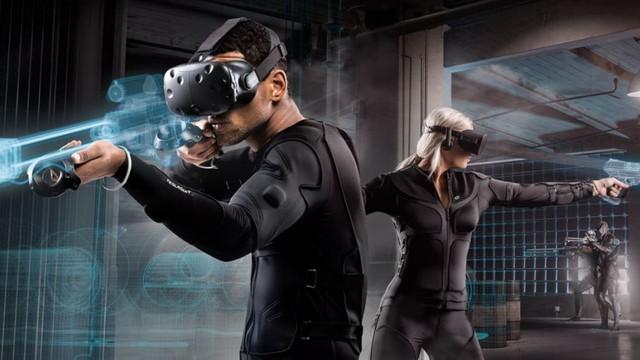 Teslasuit - Găng tay thực tế ảo siêu đỉnh cho game thế hệ mới - Ảnh 1.
