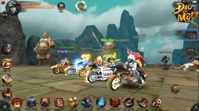 Hoang mang cực độ khi chơi Đạo Mộ Ký Mobile: Ngoài đường thì xe lượn như GTA, đánh quái thì như Diablo 3 - Ảnh 11.