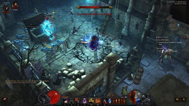 Hoang mang cực độ khi chơi Đạo Mộ Ký Mobile: Ngoài đường thì xe lượn như GTA, đánh quái thì như Diablo 3 - Ảnh 13.