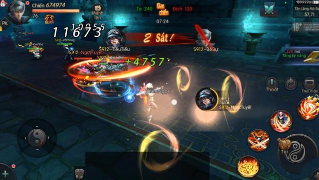 Hoang mang cực độ khi chơi Đạo Mộ Ký Mobile: Ngoài đường thì xe lượn như GTA, đánh quái thì như Diablo 3 - Ảnh 14.