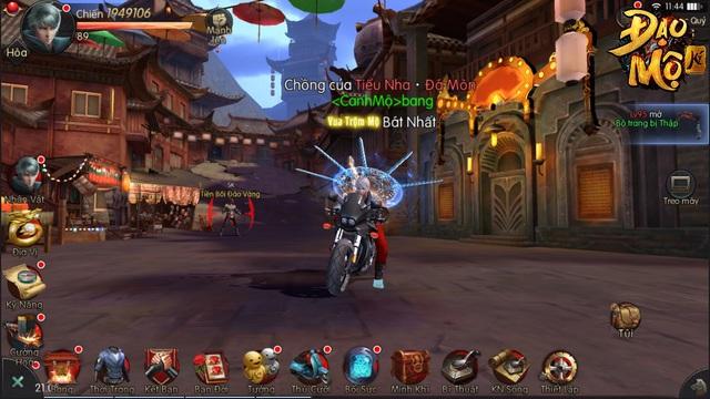 Hoang mang cực độ khi chơi Đạo Mộ Ký Mobile: Ngoài đường thì xe lượn như GTA, đánh quái thì như Diablo 3 - Ảnh 3.
