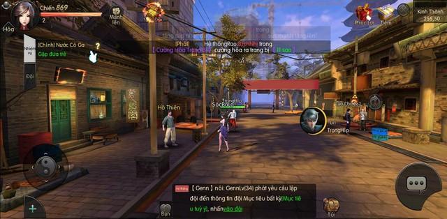 Hoang mang cực độ khi chơi Đạo Mộ Ký Mobile: Ngoài đường thì xe lượn như GTA, đánh quái thì như Diablo 3 - Ảnh 4.