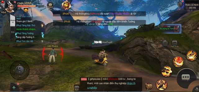 Hoang mang cực độ khi chơi Đạo Mộ Ký Mobile: Ngoài đường thì xe lượn như GTA, đánh quái thì như Diablo 3 - Ảnh 9.