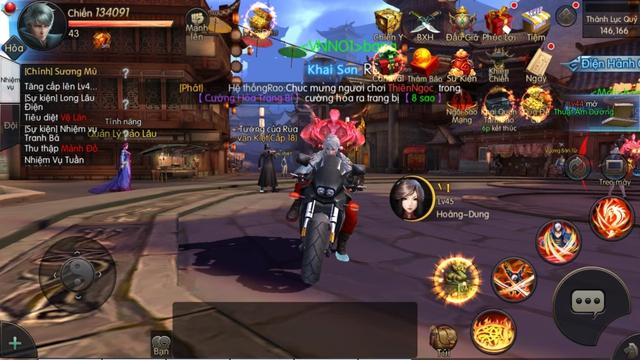 Hoang mang cực độ khi chơi Đạo Mộ Ký Mobile: Ngoài đường thì xe lượn như GTA, đánh quái thì như Diablo 3 - Ảnh 10.