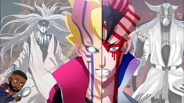 Boruto: Quá trình Momoshiki giải nén đạt 80%, cái chết của con trai Naruto là không thể tránh khỏi? - Ảnh 1.