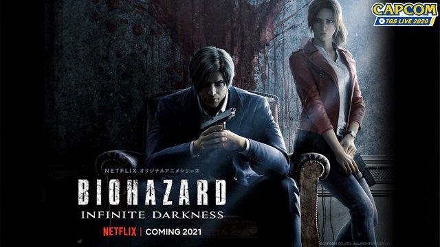 Hé lộ thời điểm côn chiếu Resident Evil Infinite Darkness trên Netflix - Ảnh 1.