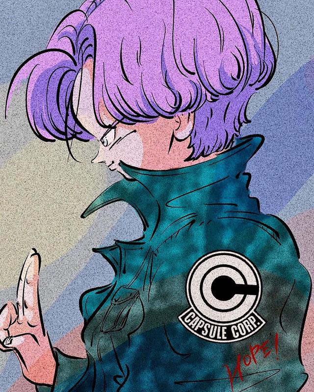 Dàn nhân vật Dragon Ball cute hết nấc qua loạt ảnh fan art đậm chất dễ thương - Ảnh 2.