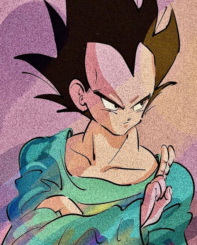Dàn nhân vật Dragon Ball cute hết nấc qua loạt ảnh fan art đậm chất dễ thương - Ảnh 4.