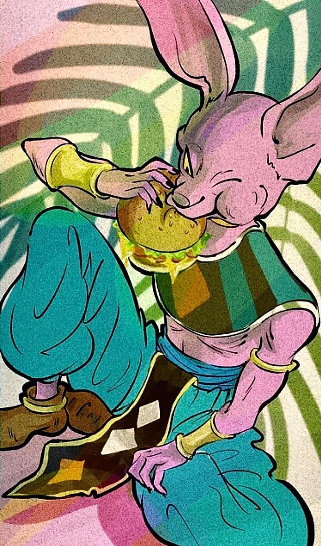 Dàn nhân vật Dragon Ball cute hết nấc qua loạt ảnh fan art đậm chất dễ thương - Ảnh 6.