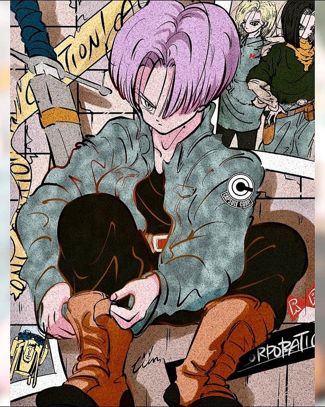 Dàn nhân vật Dragon Ball cute hết nấc qua loạt ảnh fan art đậm chất dễ thương - Ảnh 10.