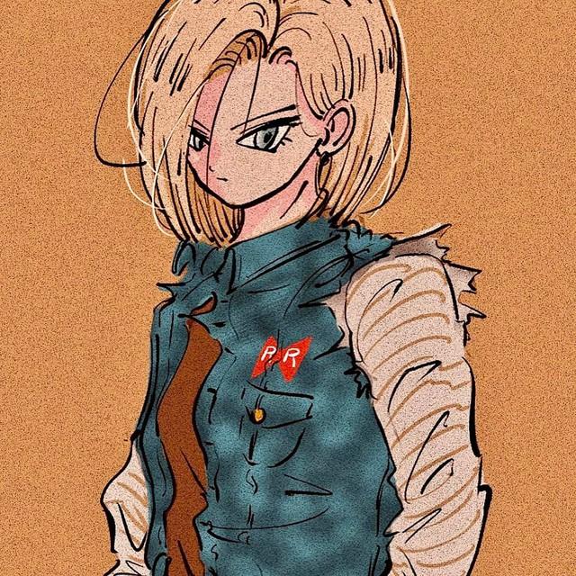Dàn nhân vật Dragon Ball cute hết nấc qua loạt ảnh fan art đậm chất dễ thương - Ảnh 15.