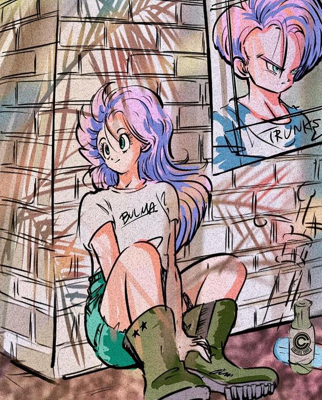 Dàn nhân vật Dragon Ball cute hết nấc qua loạt ảnh fan art đậm chất dễ thương - Ảnh 19.