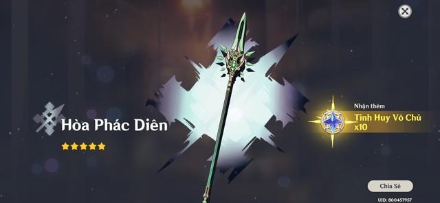 Game thủ Việt lập cả chục acc mới để quay nhân vật xịn trong Genshin Impact - Ảnh 2.