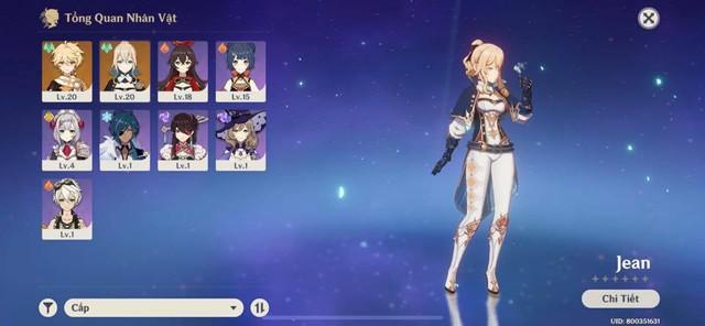 Game thủ Việt lập cả chục acc mới để quay nhân vật xịn trong Genshin Impact - Ảnh 3.