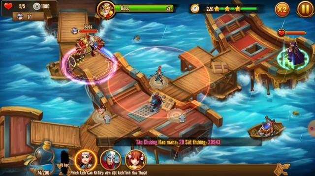 Tam Anh Thủ Thành - Game Tower Defense 3Q đầy độc lạ giữa rừng game Việt - Ảnh 4.