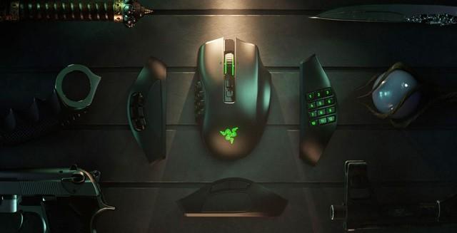 Razer launches pinnacle wireless army - Wireless Flagships - Photo 5.