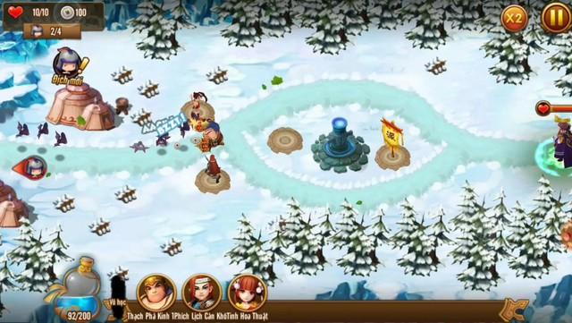 Tam Anh Thủ Thành - Game Tower Defense 3Q đầy độc lạ giữa rừng game Việt - Ảnh 5.