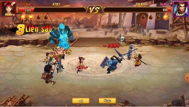 Tam Anh Thủ Thành - Game Tower Defense 3Q đầy độc lạ giữa rừng game Việt - Ảnh 7.