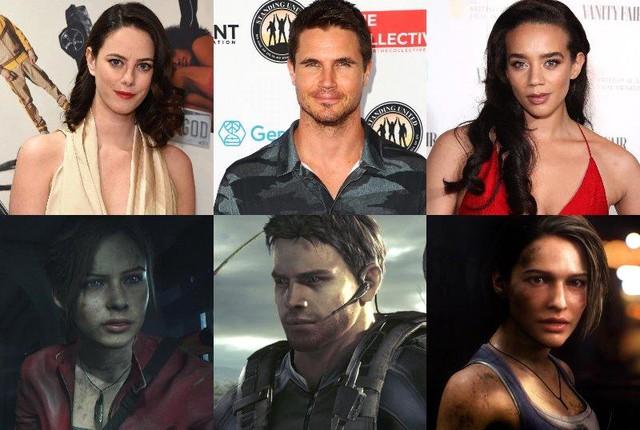Sau Netflix, một bộ phim Resident Evil mới tiếp tục được hé lộ với dàn diễn viên trai tài gái sắc - Ảnh 2.