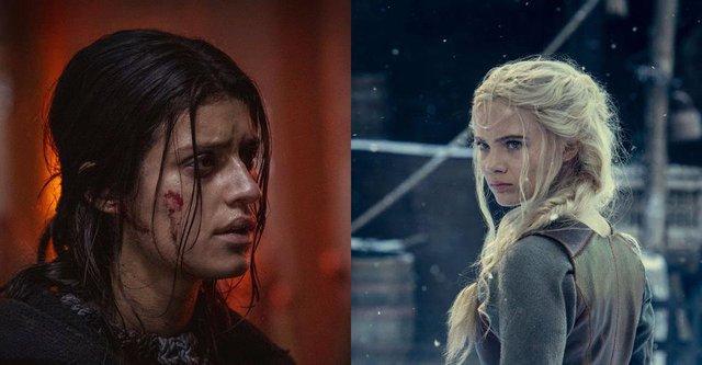 Những hình ảnh đầu tiên về bộ phim The Witcher Season 2 - Ảnh 1.