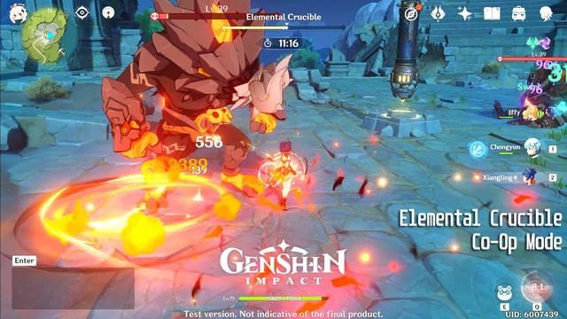 Genshin Impact tiếp tục gây sốt với sự kiện co-op mới - Ảnh 1.