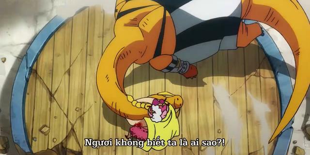 Review One Piece tập 945: Big Mom bón hành cho Queen, Udon náo loạn chỉ vì nồi súp đậu đỏ - Ảnh 2.