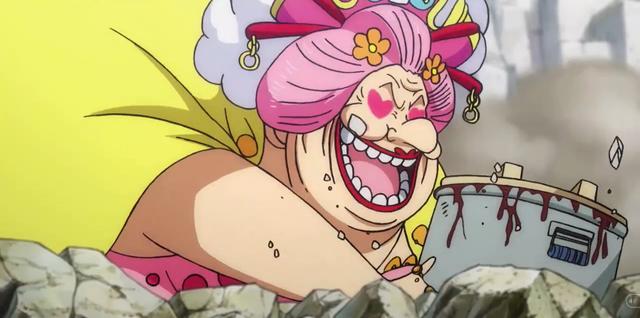 Review One Piece tập 945: Big Mom bón hành cho Queen, Udon náo loạn chỉ vì nồi súp đậu đỏ - Ảnh 3.