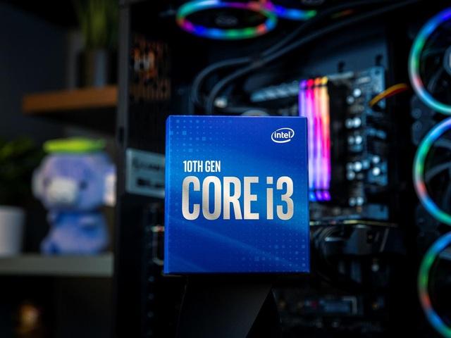 Intel âm thầm ra mắt Core i3-10100F nhằm soán ngôi AMD Ryzen 3 3300X trong phân khúc chip bình dân - Ảnh 1.