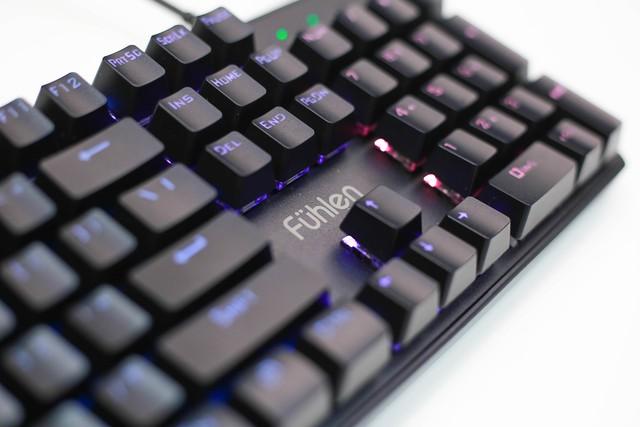 Bàn phím cơ gaming siêu rẻ mà bền vô địch: Fuhlen G900L - Ảnh 1.