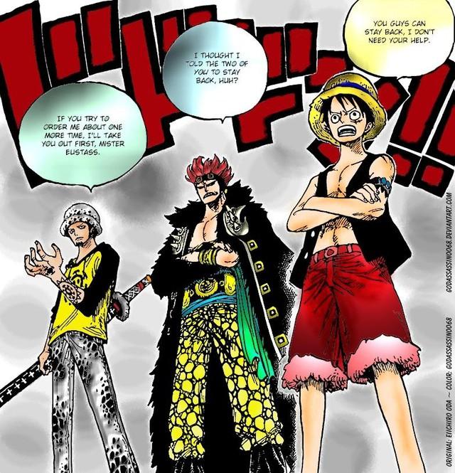Vượt mặt Ngũ Hoàng, đây mới là băng hải tặc được săn lùng: Toàn các chân dài sexy bậc nhất trong One Piece - Ảnh 1.