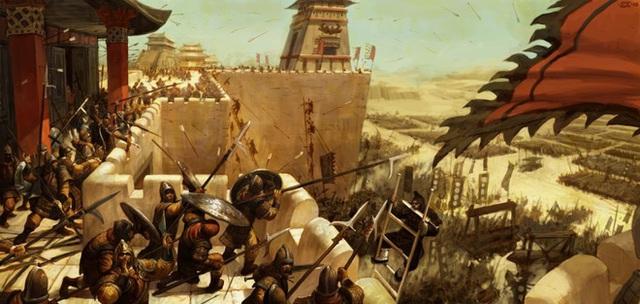 Ngoài Trương Phi và Hạng Võ, đây là 3 đại chiến thần có cái chết tức tưởi bậc nhất lịch sử Trung Quốc - Ảnh 1.