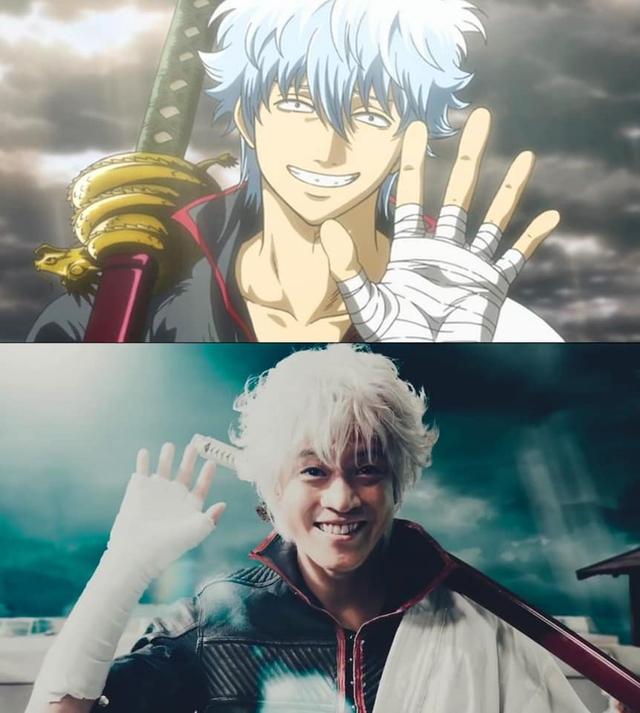 Khi nhân vật anime biến hóa theo phong cách live action, người thăng hoa nhan sắc kẻ lại bị ăn no gạch đá - Ảnh 4.