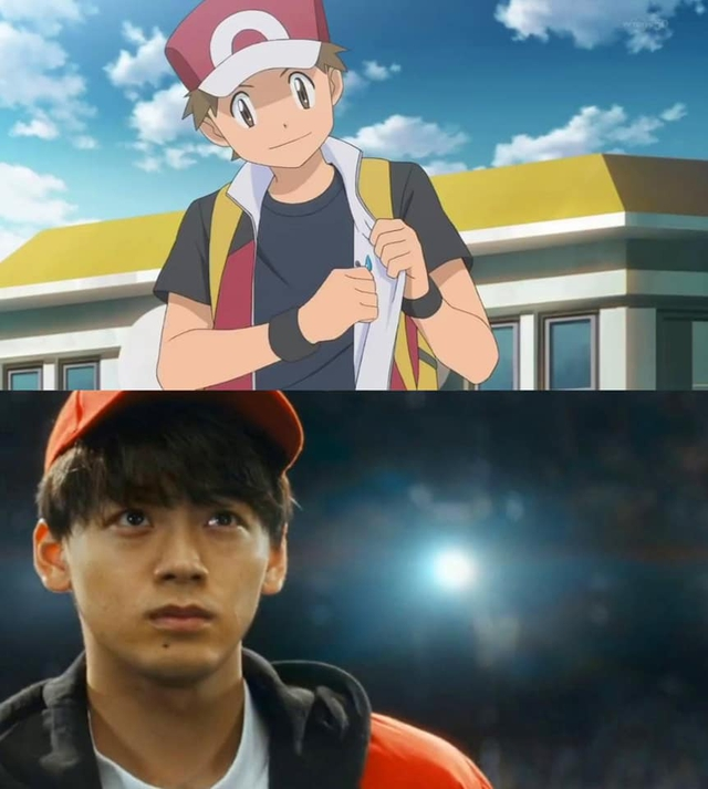 Khi nhân vật anime biến hóa theo phong cách live action, người thăng hoa nhan sắc kẻ lại bị ăn no gạch đá - Ảnh 5.