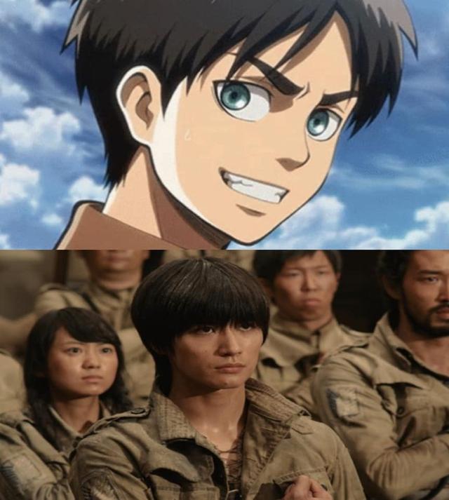 Khi nhân vật anime biến hóa theo phong cách live action, người thăng hoa nhan sắc kẻ lại bị ăn no gạch đá - Ảnh 10.