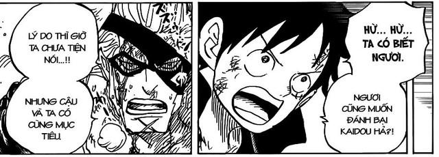 One Piece: Luffy nhận ra X-Drake ngay từ lần gặp đầu tiên và những chi tiết có thể bạn đã bỏ lỡ trong chap 991 - Ảnh 2.