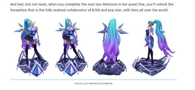 Riot Games lên tiếng phản pháo cộng đồng - Phải thử chơi mới thấy Seraphine khác Sona như thế nào - Ảnh 4.