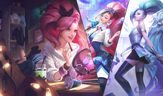 Riot Games lên tiếng phản pháo cộng đồng - Phải thử chơi mới thấy Seraphine khác Sona như thế nào - Ảnh 1.